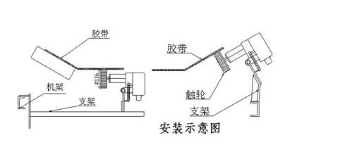 DH系列打滑开关安装使用与接线