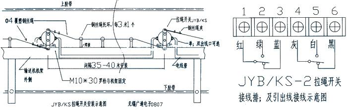 jyb714手动自动接线图